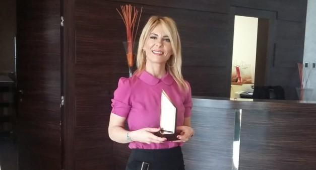 """Doç. Dr. Seçil BAL TAŞTAN """"Honorary Distinction"""" ödülüne layık görülmüştür"""