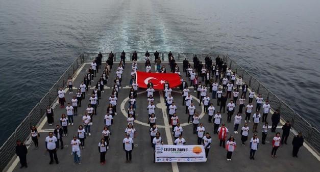 """""""TİDE GO Gelecek Zirvesi 2019"""" Fakültemizin de desteğiyle Samsun'da Gerçekleştirildi…"""