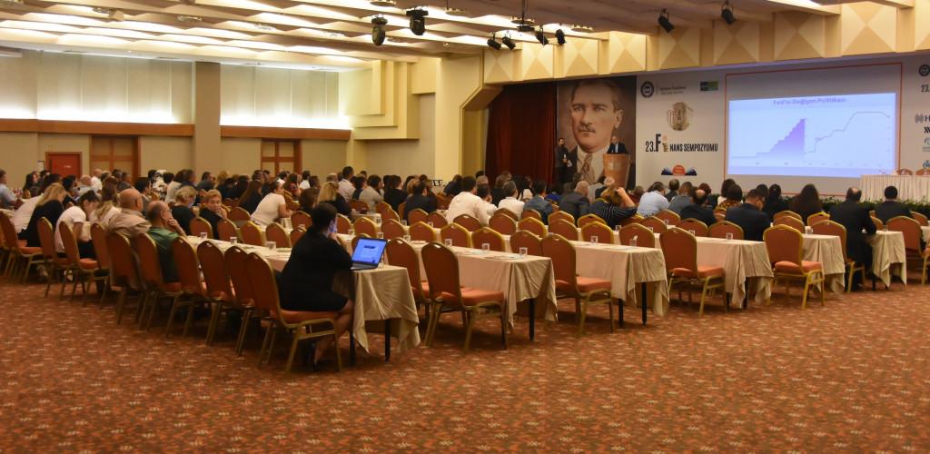 FAKÜLTEMİZ, 23. FİNANS SEMPOZYUMU'NA EV SAHİPLİĞİ YAPTI