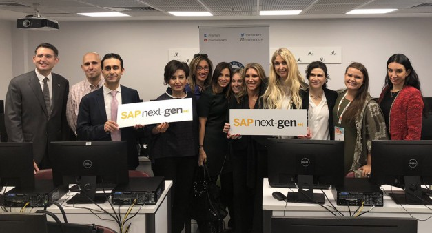 We are proud to open up the first SAP Next-Gen Lab in Turkey