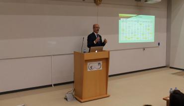 Akademik Genel Kurul, Rektörümüz Prof. Dr. Erol ÖZVAR'ın Katılımıyla Gerçekleşti